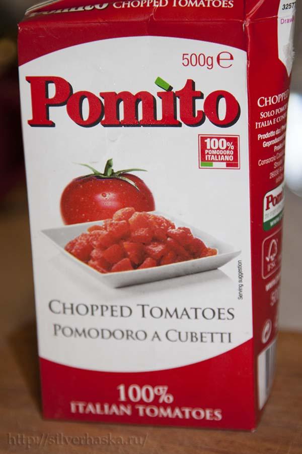 rublennye pomidory v sobstvennom soku