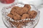Домашние трюфели с карамелью