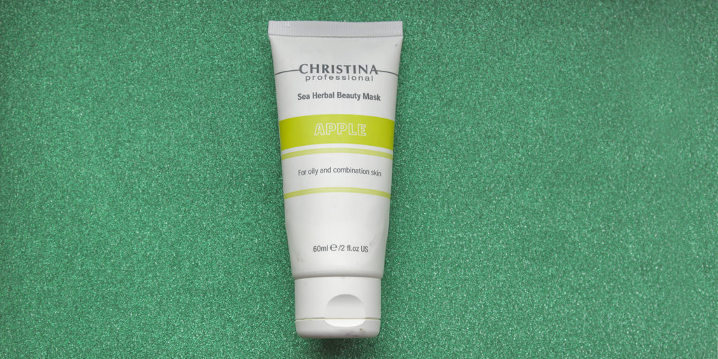 Yablochnaya maska ot Christina Sea Herbal Beauty Mask Apple