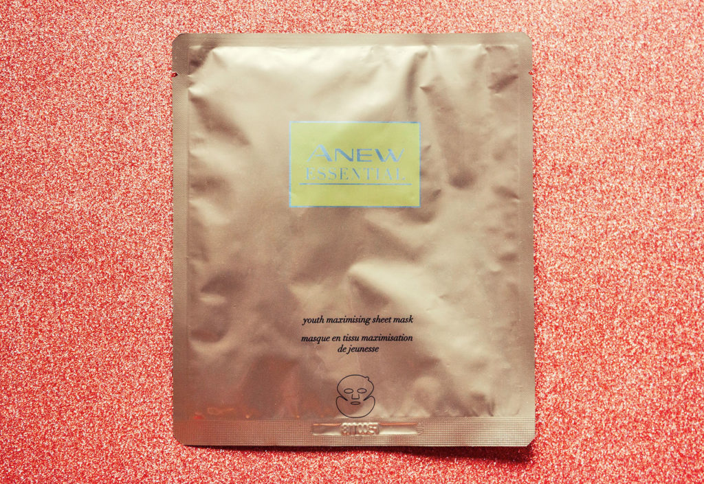 Otzyv o tkanevoj maske dlja lica ot AVON ANEW Essential
